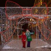 Новогодний подарок :: Дмитрий Колядко
