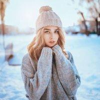 Аксинья. Зимние каникулы. :: Кира Пустовалова - Степанова