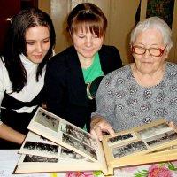 Вспоминая эхо прошедшей войны :: Raduzka (Надежда Веркина)