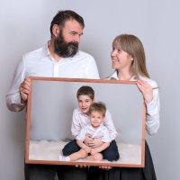 Счастливая семья :: Милада Шестопалова