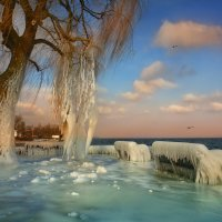Скульпторы: мороз и ветер :: Elena Wymann