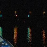 огни на воде :: Alexandr