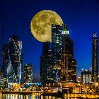 Ночной город. :: Владимир Орлов