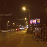 Ночная Москва. :: Владимир Драгунский