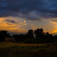 Ночной пейзаж :: Андрей Троицкий