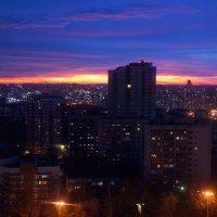 город,ночь :: Александр ***