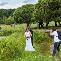 Так кого же снимает фотограф?.. :: Владимир Безбородов