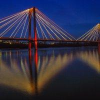 вантовый мост :: Сергей Черных