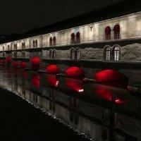 Ночная симметрия :: Андрей Симонов