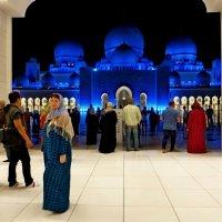 В мечети шейха Зайда :: Raduzka (Надежда Веркина)