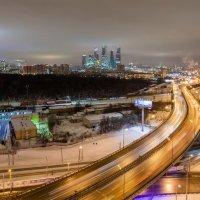 Вид из окна :: Николай Орехов