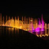 Музыкальные фонтаны в Царицыно :: Grishkov S.M.