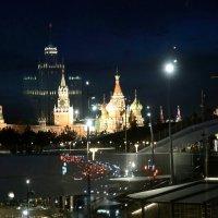 Ночная Москва :: Svetlana Shalatonova