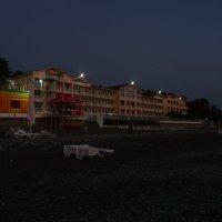Ночной пляж :: Виктор