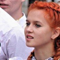 рыжая :: Владимир Холодницкий