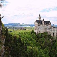 Замок Нойшванштайн в Баварии :: Ирина Козлова