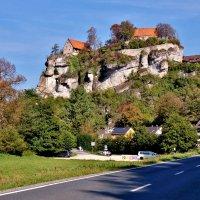 Крепость Поттенштайн - 1100 лет истории на одном камне :: backareva.irina Бакарева