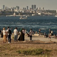 Стамбул и Босфор :: Ирина Секачева