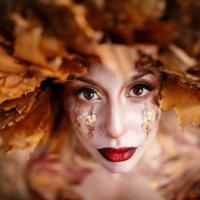 Девочка Осень :: Дмитрий Спивак