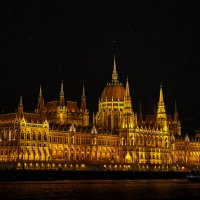 Ночной Будапешт :: Tanya_Photographer_Retoucher Protsyuk