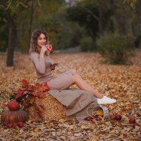 Уютный осенний вечер :: Alena Isaeva
