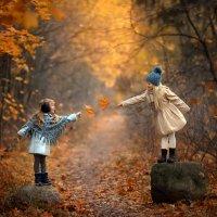 Осеннее настроение :: Uliana Menshikova