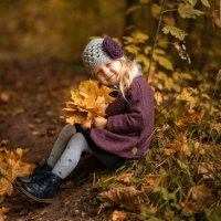 Осенняя пора..... :: Лариса Терехова