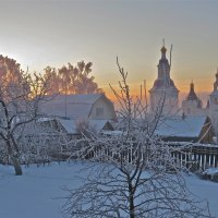 зимнее утро :: НАТАЛЬЯ