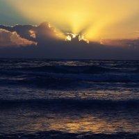 Amanecer en la playa :: Kylie Row
