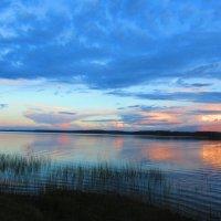Закат на Селигере! :: Татьяна Гусева