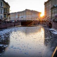 Зимняя Фонтанка :: Евгений Королёв