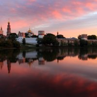 Розовый закат :: Виктория Иванова
