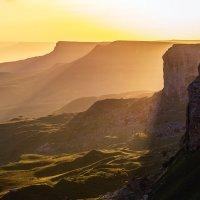 Закат ,перевал Гум-Баши ... :: Vadim77755 Коркин