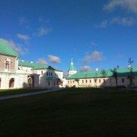 В тени Воскресенского собора :: Дмитрий Никитин