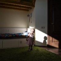 Какая она - моя тень? :: Владимир Безбородов