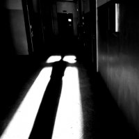 Белое на черном :: Александр Сансар