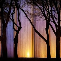 Water Wall - Houston :: Анастасия Коркина