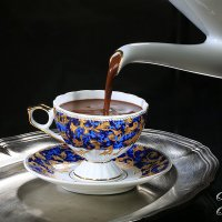 Чашечка шоколада :: Ольга Бекетова