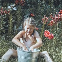 Моменты детского счастья :: Анастасия Ратникова