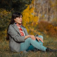Тёплая осень :: Лариса Лукова