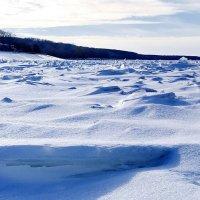 Замёрзшая волна :: Сергей Смоляник
