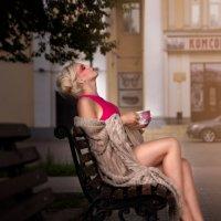 летним утром... :: Алиса Ворфоломеева