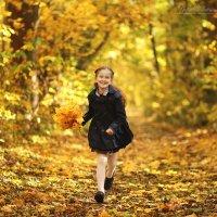 Врываясь в осень! :: Юлия Щетинина