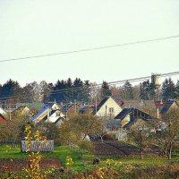 Осенняя деревня :: Игорь Сычёв