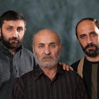 Отец и сыновья. :: Александр Никулин