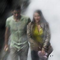 О бесполезности зонтиков :: Инна Шолпо