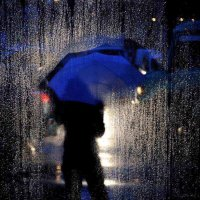 Ночной дождь :: Олег Куцкий