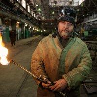 Повелитель огня :: Vlad Bagno