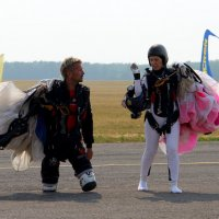 Чемпионат мира по парашютному спорту :: андрей чубатов