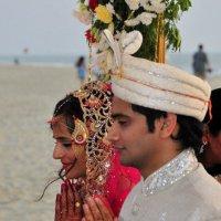 Индийская свадьба. :: Анна Марченкова